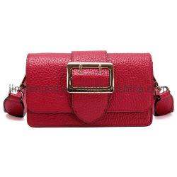 De hete Ontwerper Grote Gesp Nieuwe Professionele Dame Crossbody Handbags van de Manier