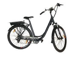 2019 Nueva llegada bicicleta eléctrica con la parte trasera del bastidor con una carga pesada