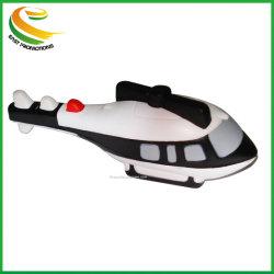 La forme d'hélicoptère jouet personnalisés pour les enfants