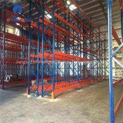 Heavy Duty Rayonnages de stockage de l'entrepôt de la fabrication industrielle de rack Étagère métallique Vis en acier de systèmes de rayonnage à palettes