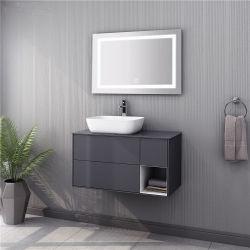 Ханчжоу современной новой конструкции серый матовый окраска наружных зеркал заднего вида ванной комнате Установка санитарных Ware