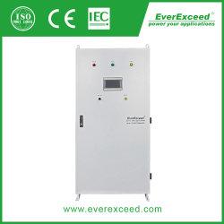 Everexceed 220V1100A de la Serie Ultra Uxcel redundancia en paralelo con solo tres Fases o Rectificador de tiristores//cargador de batería Industrial/DC Power UPS/Solución.