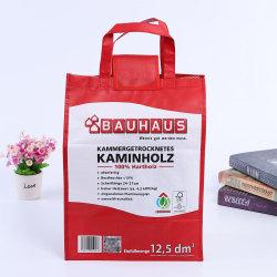 GOTS Öko-Tex 100 OEM Produktion recycelbare PP Woven Bag mit Laminierung