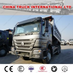HOWO 30 6X4 van de Kipper van de Vrachtwagen van de Stortplaats Ton van de Kipwagen van de Vrachtwagens