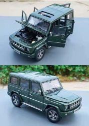 Der Querfeldein Militärfahrzeug-Jeep, gehen überall