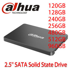Dahua 2.5inch 120GB 128GB 240GB 256GB 480GB 512GB 960GBの内部ソリッドステートディスクSATA3 SSDのハード・ドライブ