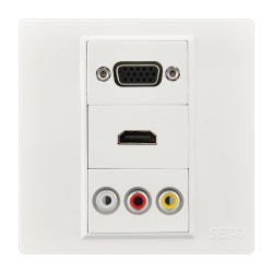 Модель 86 VGA прямое подключение HDMI аудио и видео в формате HD панели проекции 4K аудио разъема мультимедийной системы