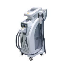 Dépose de la machine Multifonction Laser Tattoo & l'IPL SHR & équipement esthétique RF
