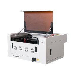 GlasStempel 3D CO2 Laser-Gravierfräsmaschine CNC Laser-Engraver und Schnittmeister für Holz MDF-Acryl