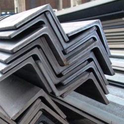 ملف تعريف تخريد MS حديد متساوي الزاوية مع زاوية الفولاذ غير متساو