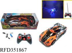1 - 16 4 channel RC автомобиля игрушка пульт дистанционного управления автомобиля 5D освещения