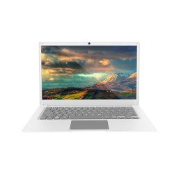 最もよい価格の新しい超薄い15.6インチの小型パソコンのノートのIntelのクォードのコアCeleron 8GB + 128GB Win10のラップトップ・コンピュータ