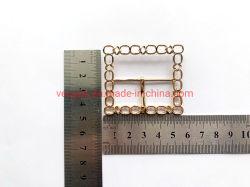 Nouveau vêtement accessoire matériel 5.5cm Boucles de ceinture