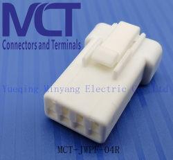 2,0Mm tangage JST 4 pôles série JWPF Fil à fil le connecteur du boîtier étanche 04Jwpf-Vsle-R-S pour l'automobile ont conduit le faisceau de fils