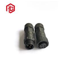 Caucho/PVC/nylon resistente al agua Circular Enchufe conector para automóvil