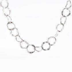 Nouveau collier en acier inoxydable accessoires 14K 18K Choker plaqué or Bijoux de mode pour dames