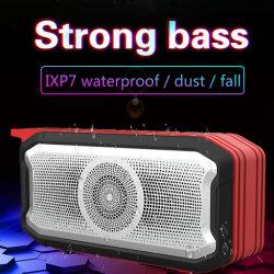 X3 nouveau haut-parleur sans fil Bluetooth 5.0 Audio portable de plein air Tws étanche IPX7 radio FM