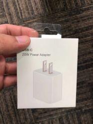 20W 18W fasten aufladenwand-Aufladeeinheits-Energien-Aufladeeinheits-Adapter Handy-Palladium USB-C für Handy