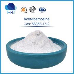 O peptídeo beleza N-acetil Carnosine CAS 56353-15-2 Acetylcarnosine