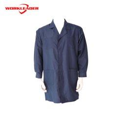 Trajes de trabajo mecánica Plus Size Ropa de trabajo Ropa de trabajo a largo pelaje Smock polvo uniforme para los hombres