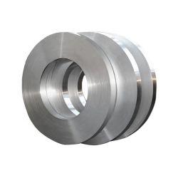 Striscia di bobine in acciaio inox con taglio a taglio SUS430 con trattamento superficiale 2b