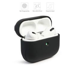 2019 غطاء علبة سماعات الأذن المصنوعة من الجلد المقاوم للصدمات من النوع الجديد لـ سماعات أذن iPhone