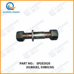 Boulon et écrou Liugong Rim sp102920 pour les modèles ZL50c/clg856/clg855