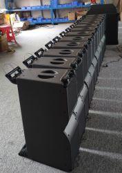 Мини-Portable Pro Audio компактный 2X8 Линейный массив громкоговоритель