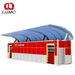 محطة خدمة وقود الحاويات عالية الجودة المحمولة للبيع
