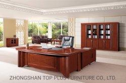 Nouvelles de la mélamine de meubles en bois de forme de L Bois/Bureau exécutif Table de réunion (A-3224)