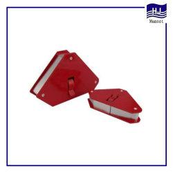 Supporto magnetico della saldatura del forte triangolo rosso di alta qualità per industriale