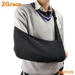 Médicos ajustable soporte de eslinga del brazo roto la correa para la recuperación de los Huesos Fracturados