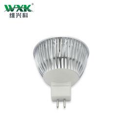 Indicatore luminoso della lampadina 5W Gu5.3 LED di MR16 LED, lampadina equivalente della lampadina MR16 LED dell'alogeno di 50W MR16