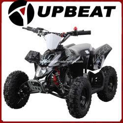 Veicolo a quattro ruote poco costoso popolare mini Moto 50cc ATV automatico del colpo della bici 2 del quadrato del quadrato 49cc del cinese ATV di vibrazione 49 ottimistici del motore
