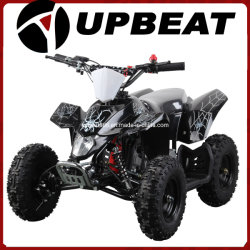 Motor de la optimista Flip 49 Popular Chino barato ATV Quad 49cc Quad 2 Stroke cuatro ruedas Mini Moto 50cc ATV automático
