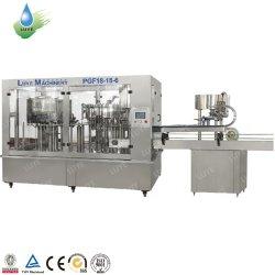 Automatique de 3 à 1 Boisson gazeuse usine de remplissage de mélange