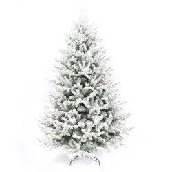 Yh2115 Vendita all'ingrosso di alta qualità Biancaneve artificiale 120cm albero di Natale Decorazione di Natale