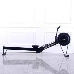 Air Rower für Home Cardio Fitness-Geräte Verwenden Sie Indoor Gym Hochleistungs-Rudermaschine Rower Maschine Leistung Monitor Rudern Faltbar Benutzer-Trainingsrad