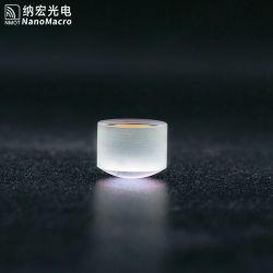 M12 1/4파 Mgf2 코팅 광학 이중항 렌즈