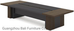 تصميم جديد فاخر ومكتب اجتماعات خشبى تنفيذى (BL-MT035)