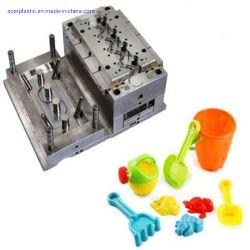 El modelo 4D de Material de acero de molde de inyección de plástico Máquina Fabricación de moldes para plástico de juguete para niños