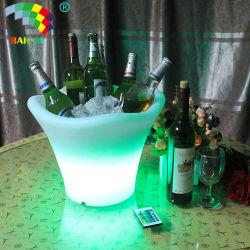 Cubeta de hielo de la bandeja de LED LED