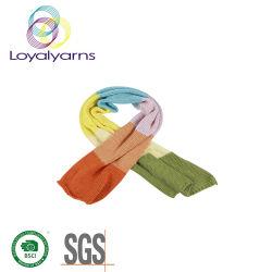 Gros en Chine usine mélangés de nylon d'alimentation/ acrylique Anti Pilling Fils pour le tricotage Ly-A233
