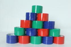 De Duidelijke Afgedrukte Zelfklevende Verzegelende Band met hoge weerstand van de Verpakking Tape/BOPP