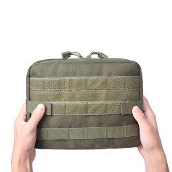 Bolsa de Molle táctico multifuncional en la cintura de la herramienta de EDC Pack revista militar en el exterior de la utilidad del organizador titular Kit Bolsa Medic