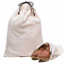 Sacos para o pó personalizado de algodão grosso coberturas para com a impressão de logotipo
