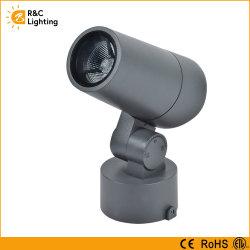 CE ETL 실외 방수 RGB 조명 10W/20W LED 가로 프로젝터 램프