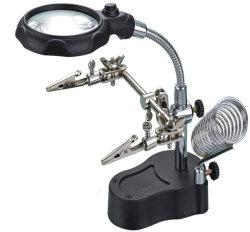 Для настольных ПК с подсветкой лампы лупы протянуть руку помощи Крокодил (BM-MG2053)