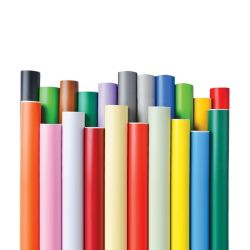 Taglio di pellicola in PVC a colori opaca lucida autoadesiva in vendita a caldo Vinile plotter