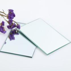 2-6mm de tamaño estándar de color verde de alta tecnología de nuevo material de vidrio pintado la hoja de espejo para el hogar Decoraation